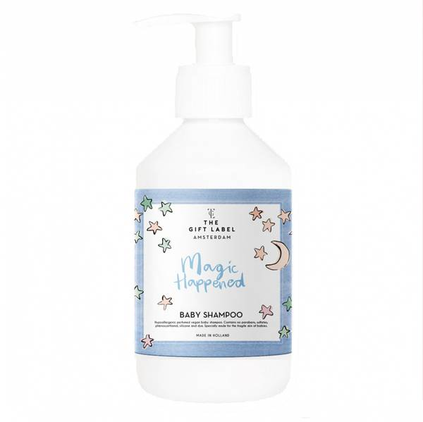 Baby shampoo - Magic happened