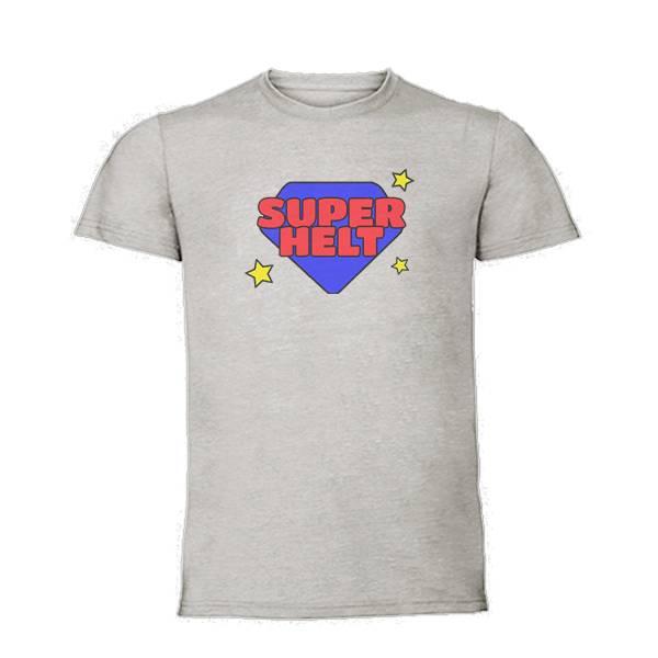 T-shirt SUPERHELT
